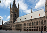 Town Hall, Ypres, Belgium
