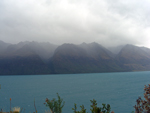 Another view of the lake and storm