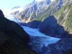 Another view of Franz Josef Glacier